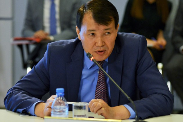 Alik Shpekbayev Photo credit kapital.kz
