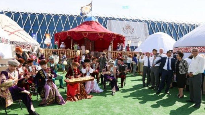 Ethnovillage Kazakhstan