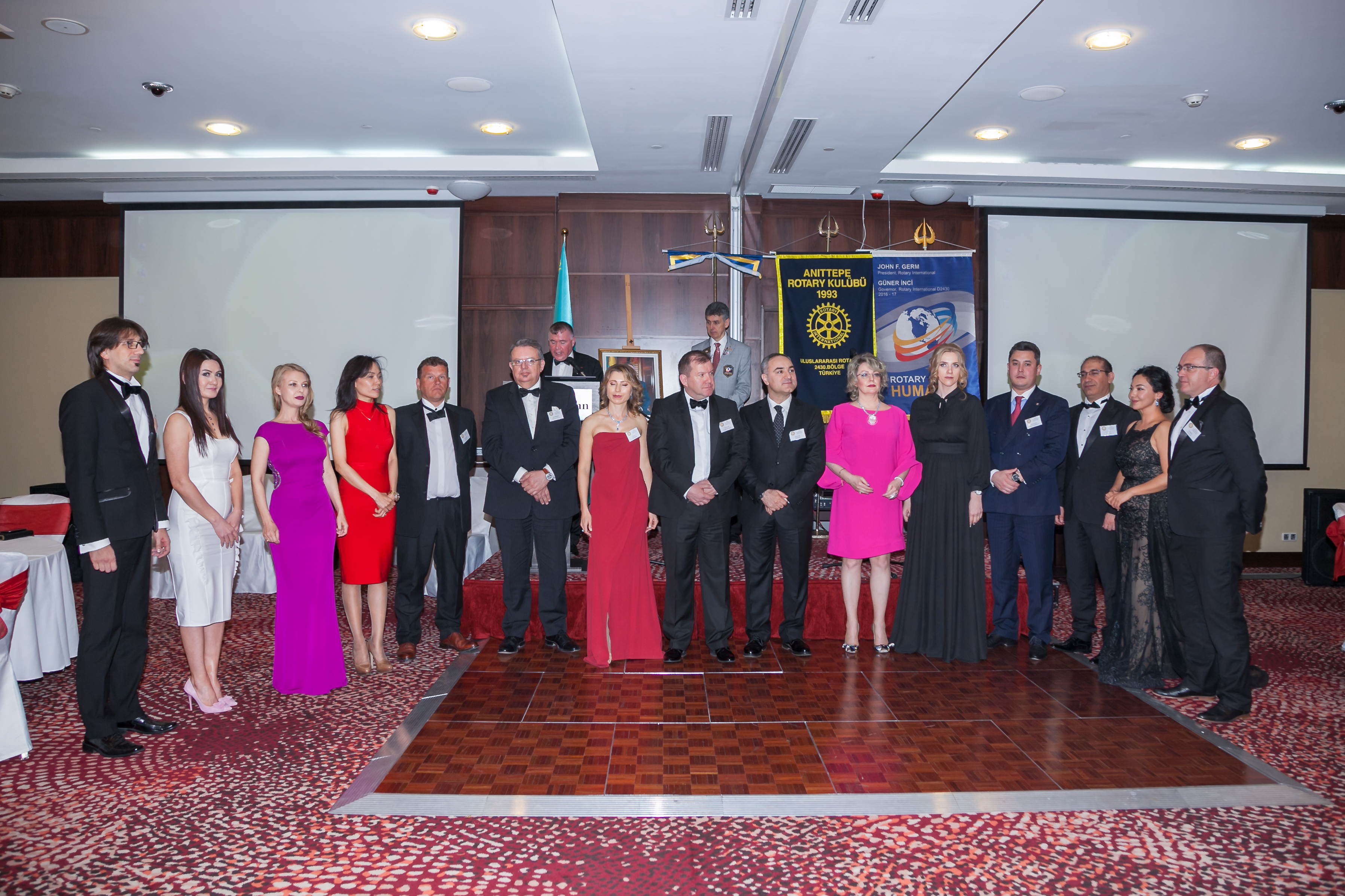 International Rotary Club launches in capital