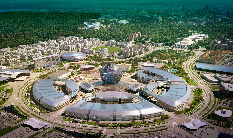 National Days of Azerbaijan, Latvia and Venezuela Held at EXPO 2017