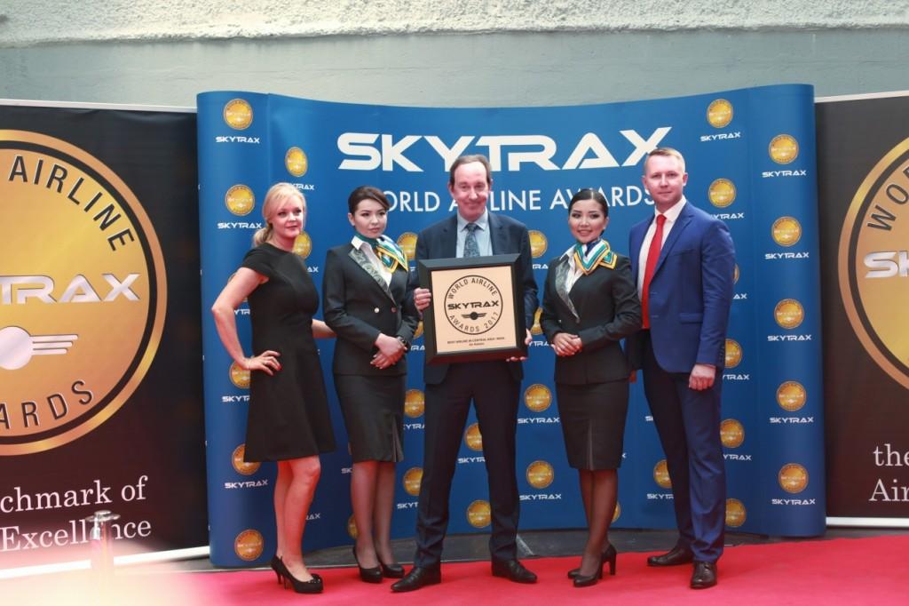 Photo credit: Air Astana press service