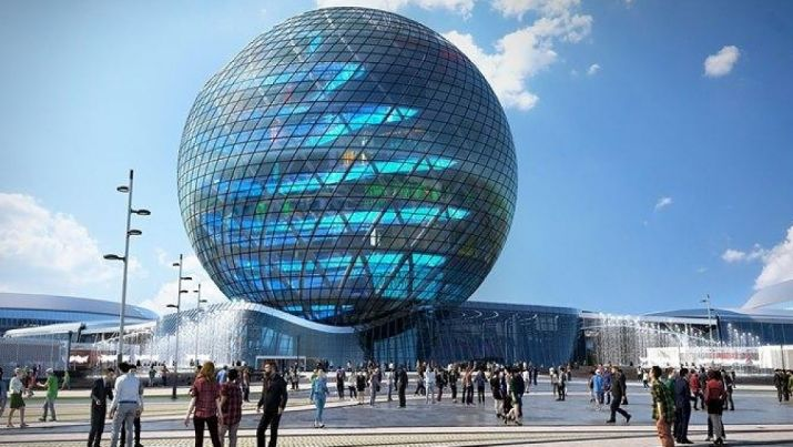 Expo 2017 will not be extended beyond sept 10 closing date the astana times - Date japan expo 2017 ...