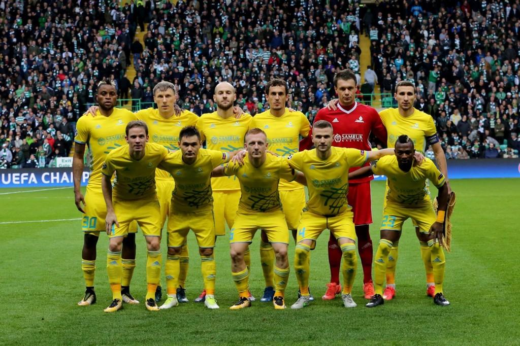 Photo credit: FC Astana press service
