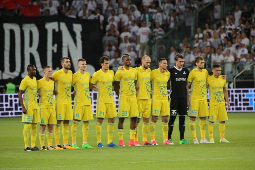 Photo credit: Kazakhstan Football Federation