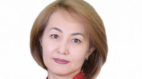 Zabira Orazaliyeva, SMIF managing director for medical care users