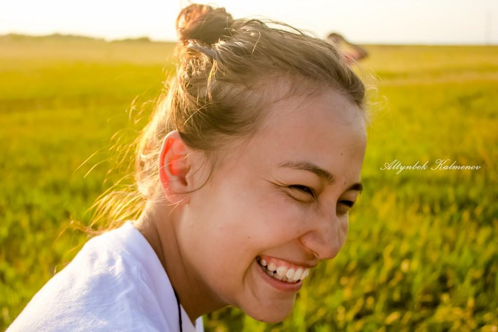 Zhansaya Menlibayeva Photo credit ainaline.kz