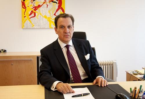 Ambassador Guido Herz