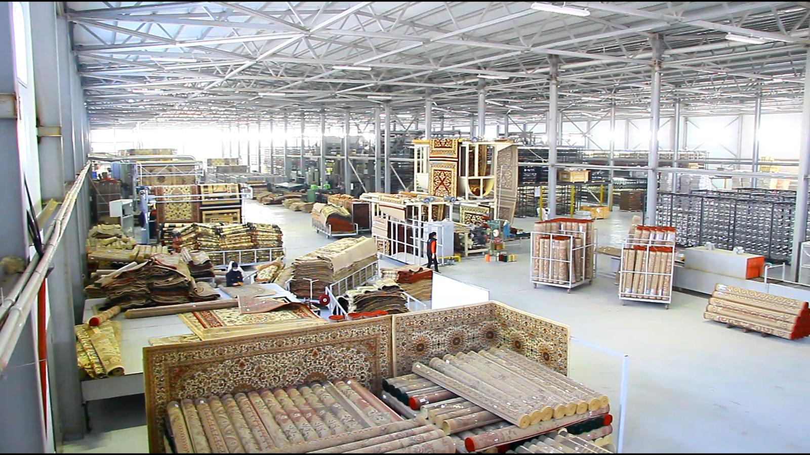 Bal Tekstil Brings Country S Carpet Industry To