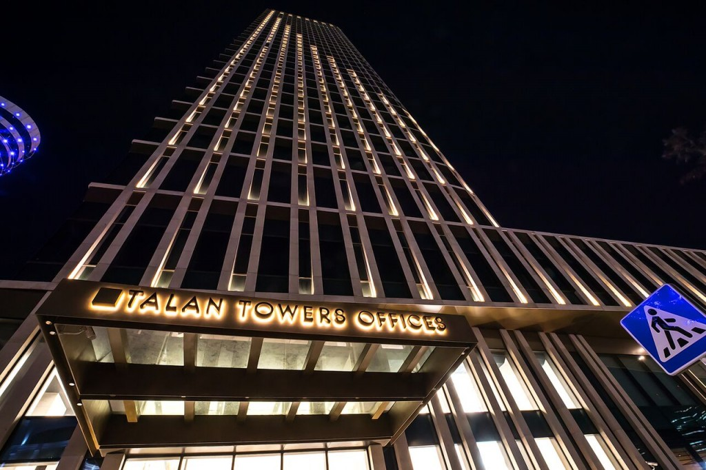 Talan towers offices