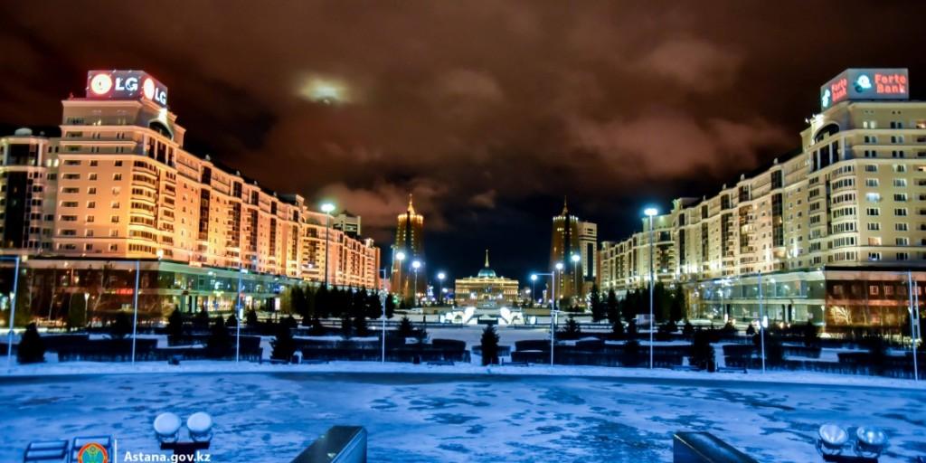 Photo credit: astana.gov.kz