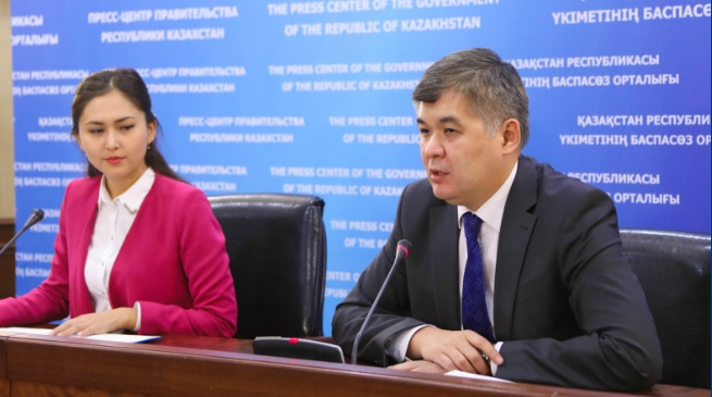 Yelzhan Birtanov. Photo credit: primeminister.kz