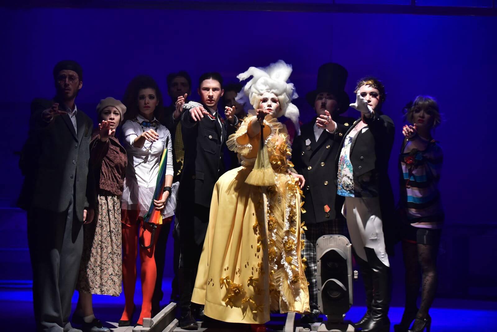 Театр фестивале 2017