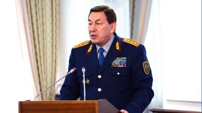 Kalmukhanbet Kassymov.  Photo credit: primeminister.kz