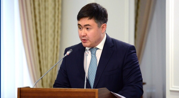 Timur Suleimenov. Photo credit: primeminister.kz