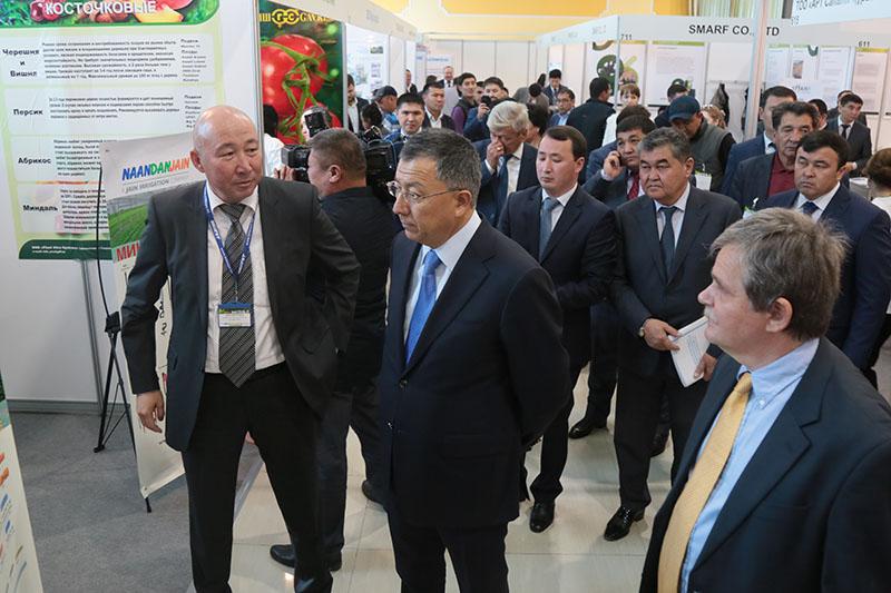 South Kazakhstan region Governor Zhanseit Tuimebayev