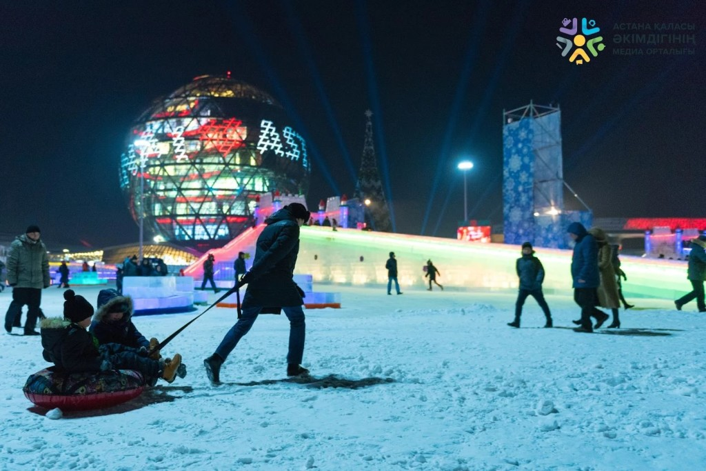 Photo credit: Astana mayor's administration.