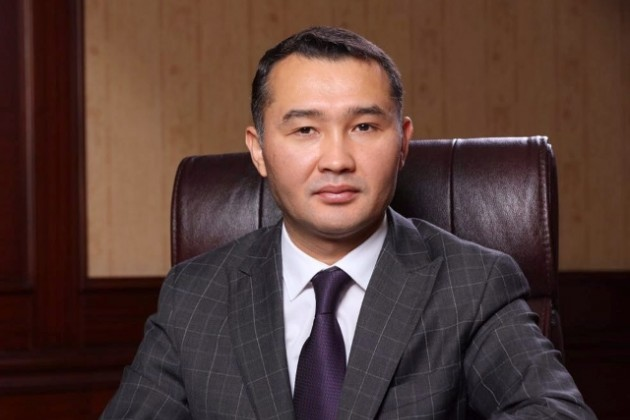 Saparbek Tuyakbayev. Photo credit: kapital.kz