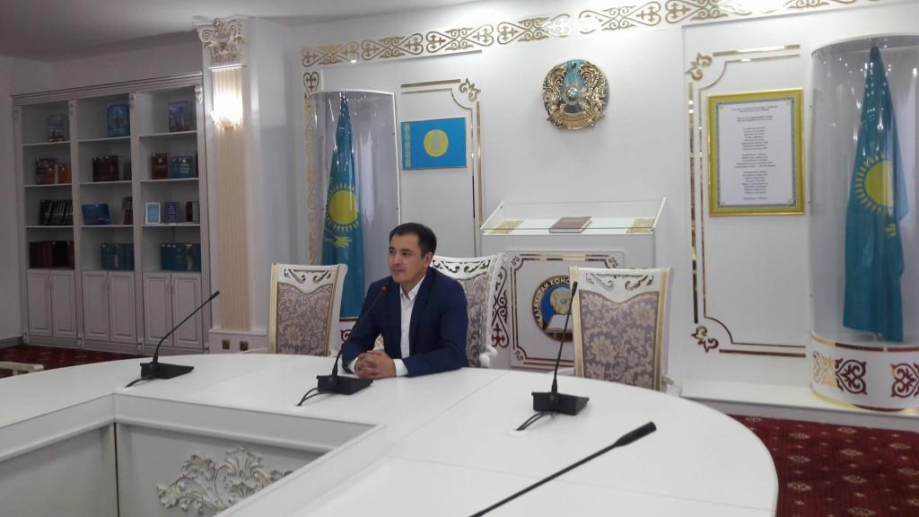 Nurzhan Zholdybalinov