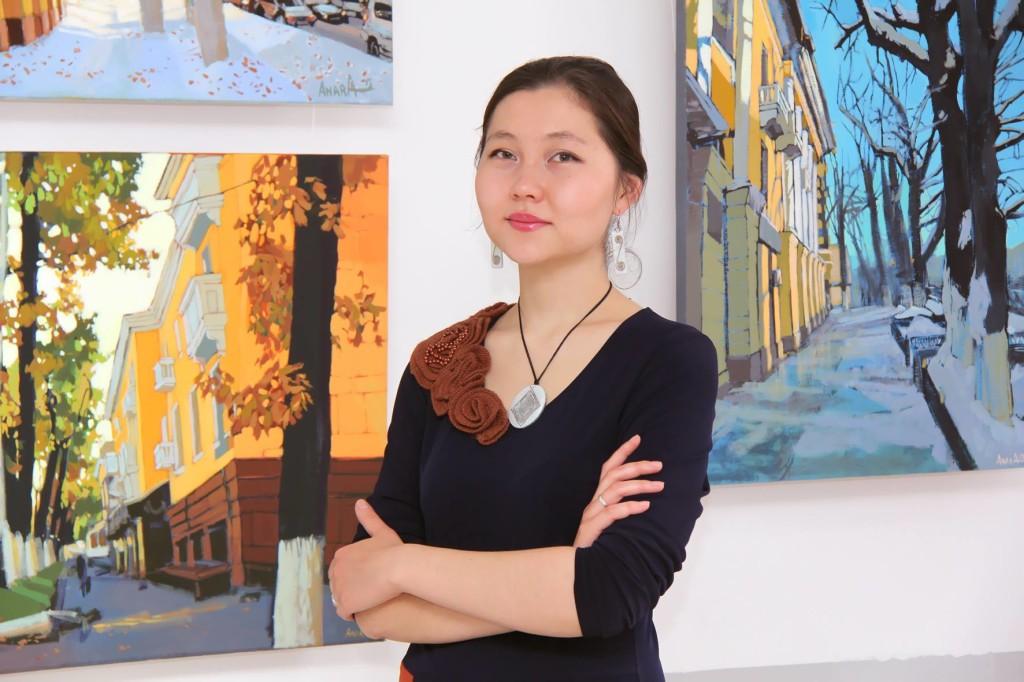 Anara Abzhanova