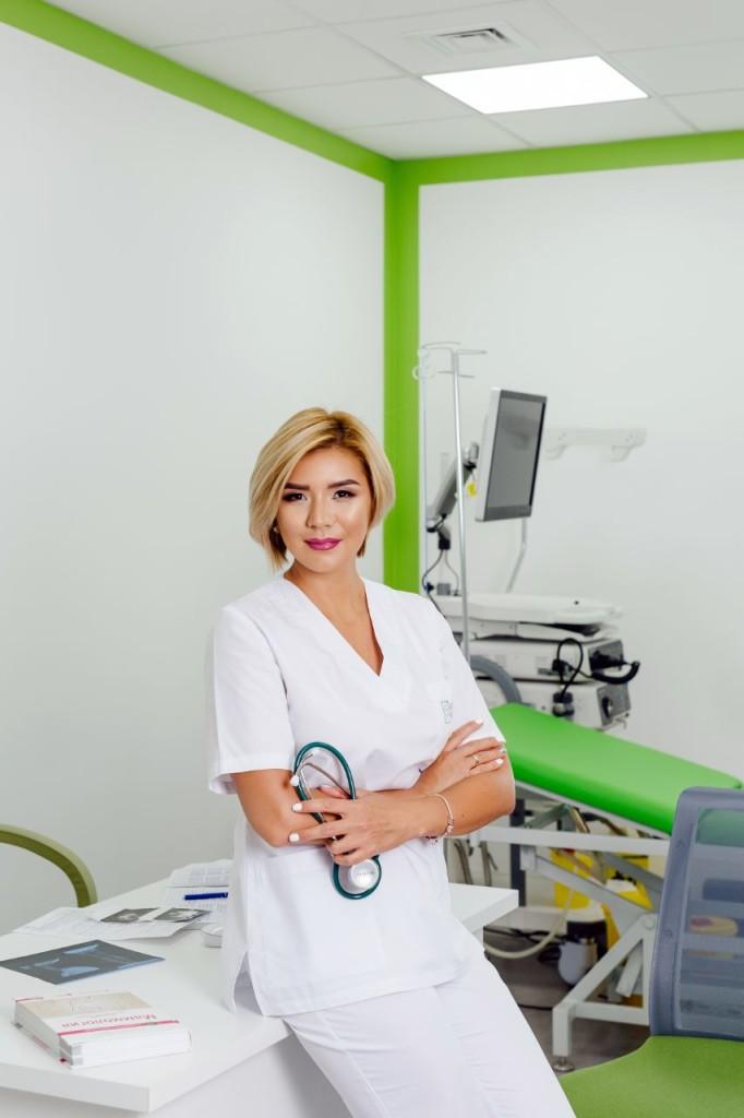 Dana Bashibayeva