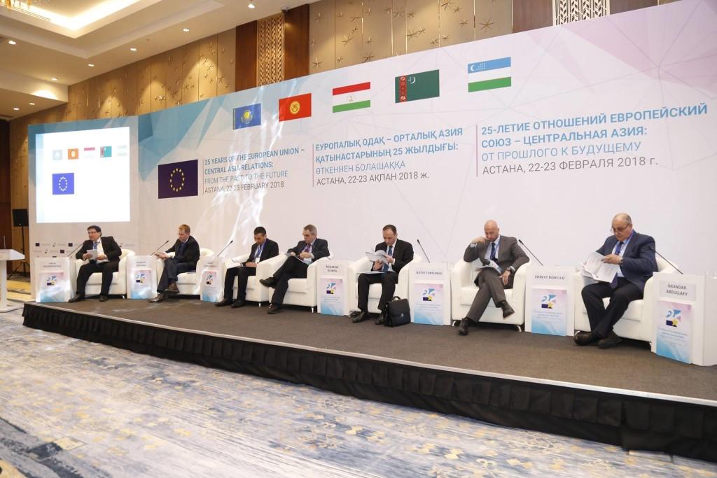 EU delegation in Kazakhstan press service