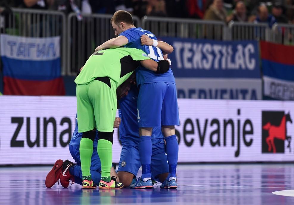 Photo credit: Kazakhstan Football Federation press service
