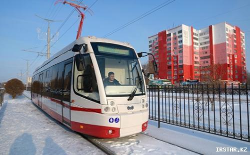 Pavlodar Tram
