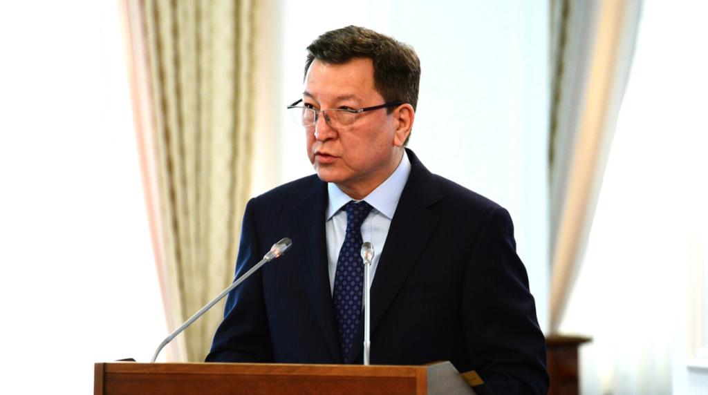 National Security Committee Deputy Chair Nurgali Bilisbekov.