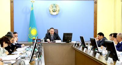 Photo credit: zhambyl.gov.kz.