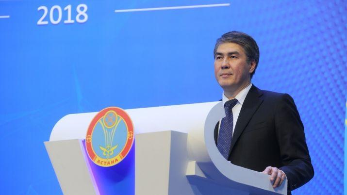 Astana Mayor Asset Issekeshev