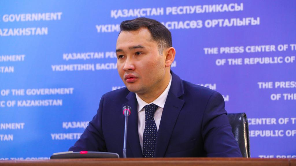 Kazakh Invest Board Chairman Saparbek Tuyakbayev