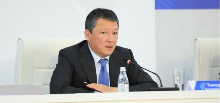 Timur Kulibayev. Photo credit: atameken.kz.