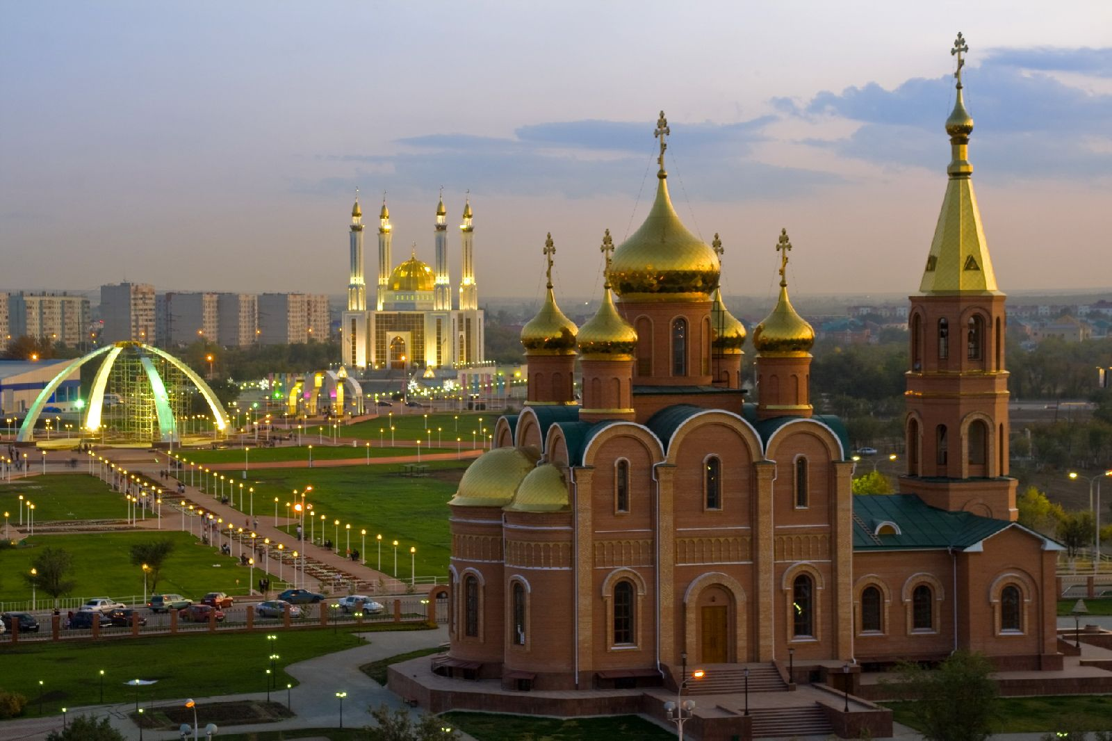 Soviet Union Largest Cities