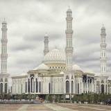 Hazret Sultan mosque.