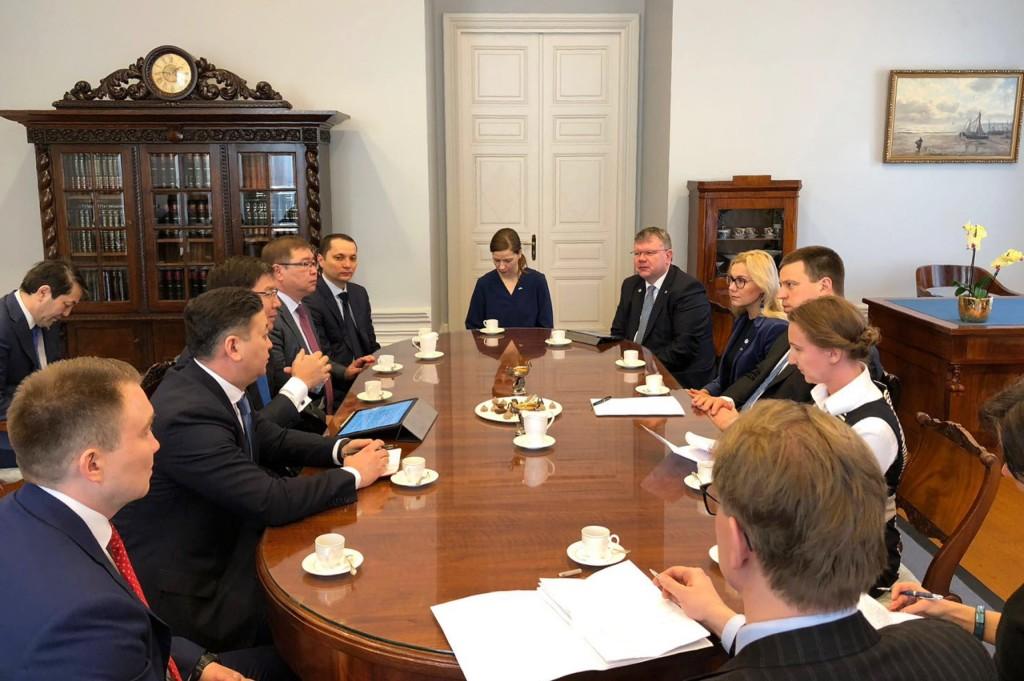 Photo credit: primeminister.kz.