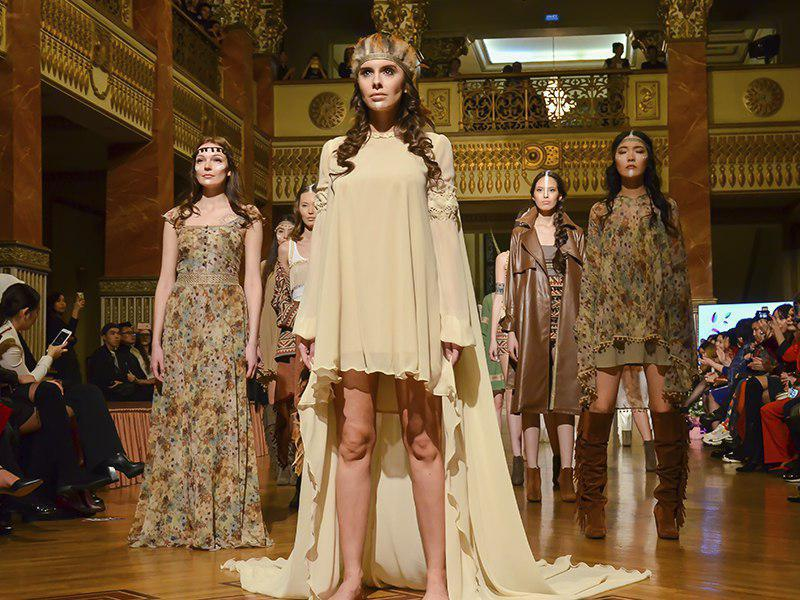 Image result for kazakhstan fashion week