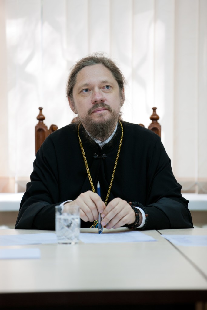 Gennadius, Bishop of Kaskelen, Manager of Affairs of Russian Orthodox Church in Kazakhstan.