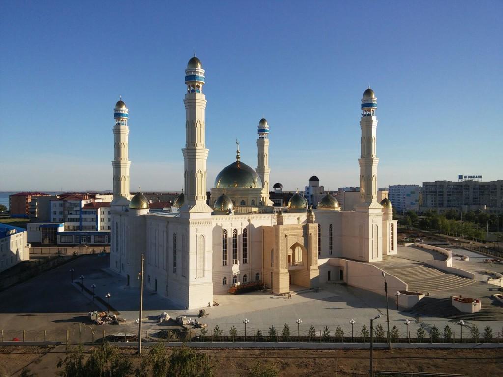Nauan Khazret mosque
