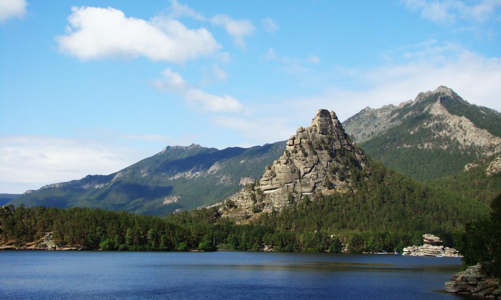 Okzhetpes mountain gotravelto.kz