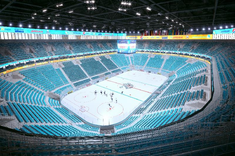Astana To Host 2019 Iihf Ice Hockey World Championship Group