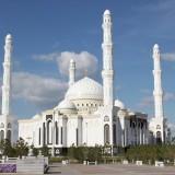Hazret Sultan mosque. Photo credit: mapio.net.