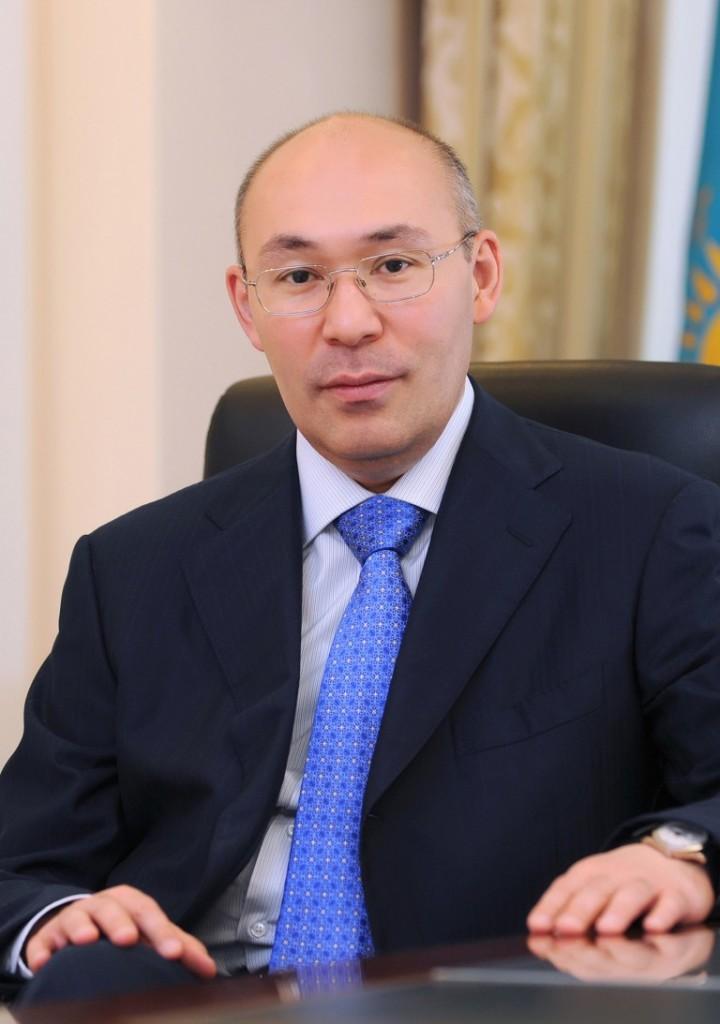 Kairat Kelimbetov.