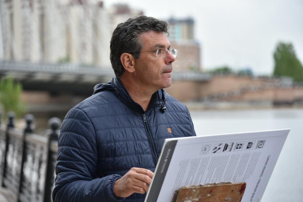 Dimitris Voyiazoglou.