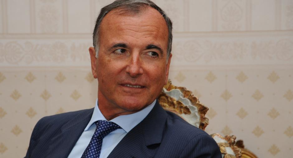 Franco Frattini. Photo credit: osce.org.