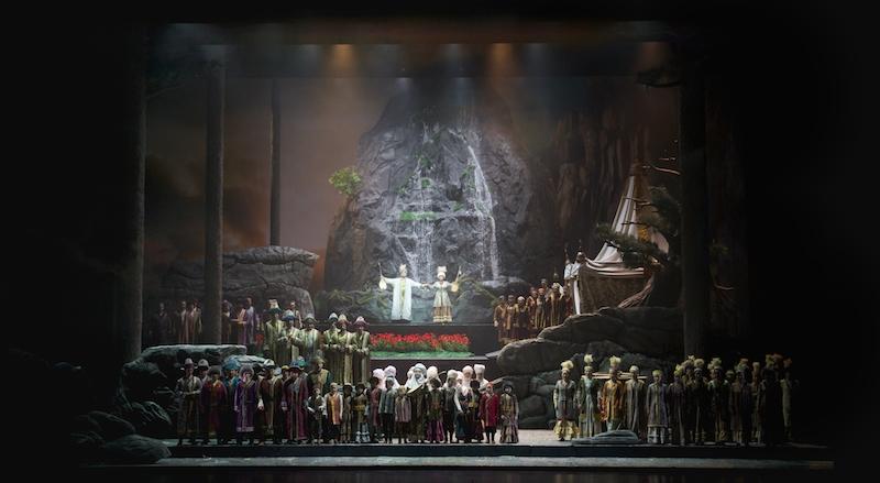 Photo credit: Astana opera.
