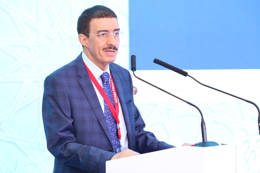 Bandar bin Mohammed bin Hamza Asaad Al Hajjar, Islamic Development Bank Group (IsDB) President.