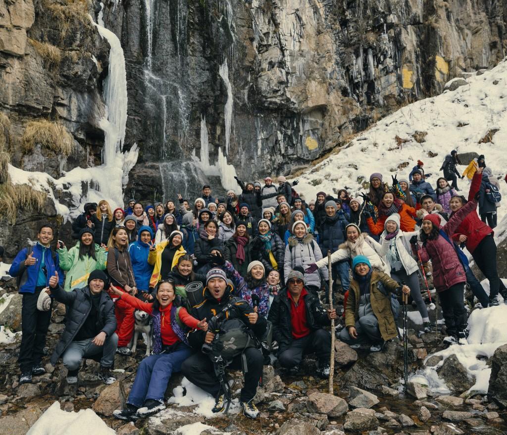 Butakov Waterfall