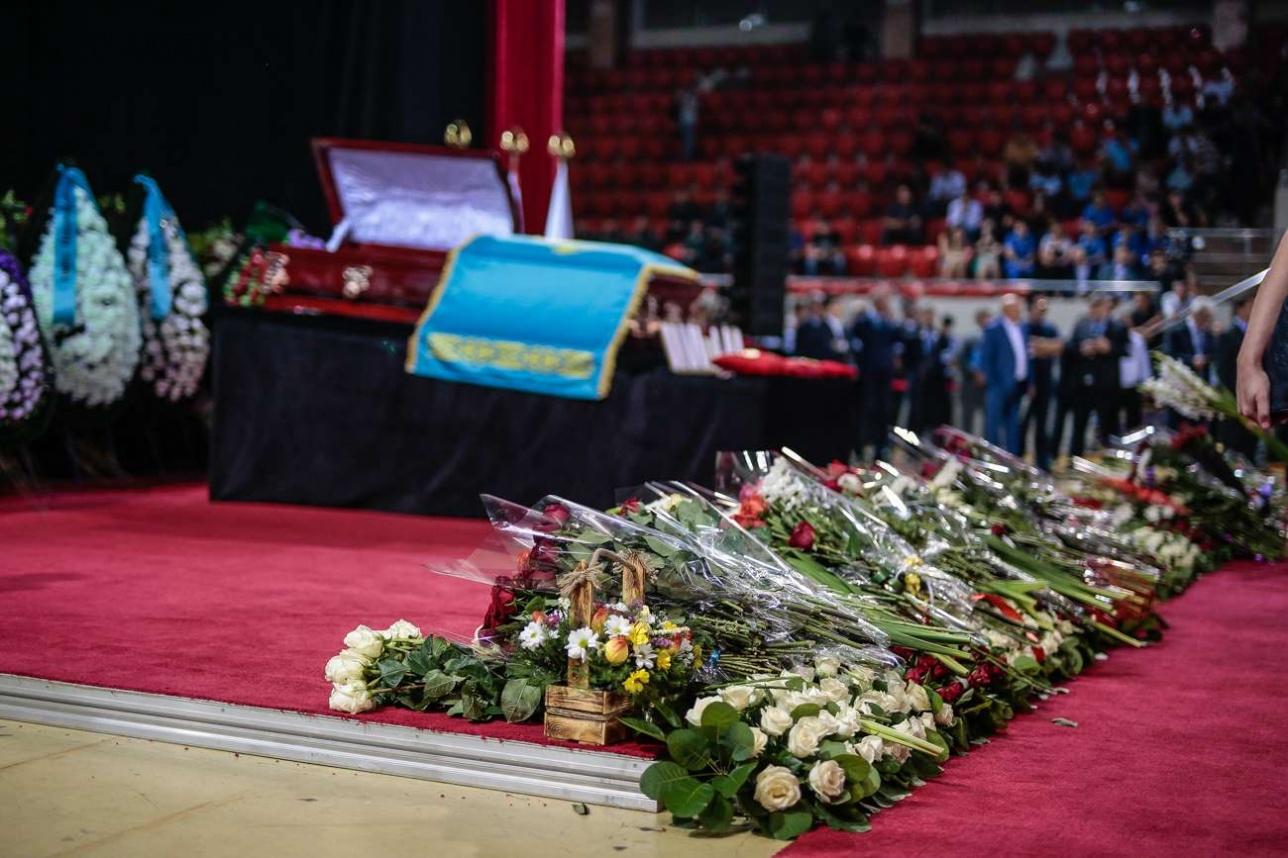 Thousands Commemorate Denis Ten At Memorial Services