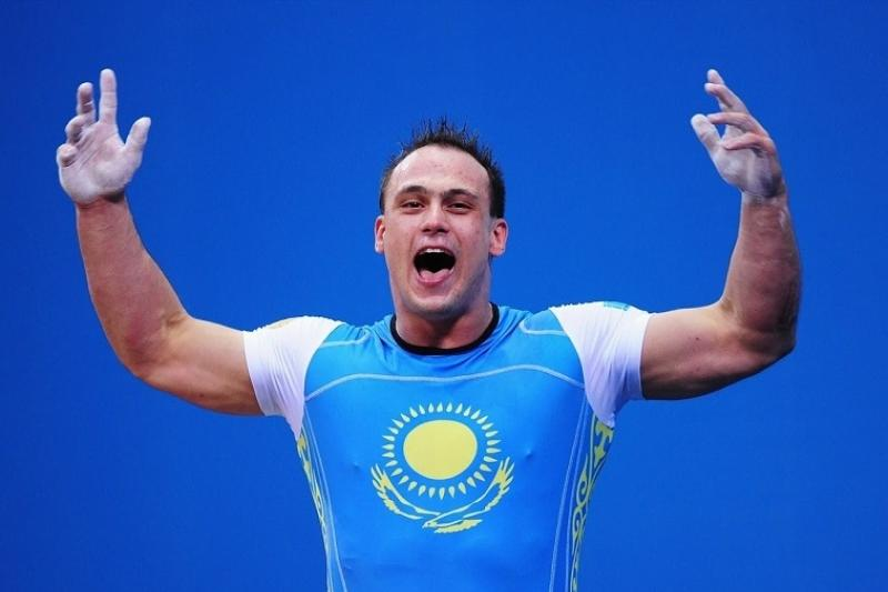 Weightlifter Ilya Ilyin wins first tournament after two ...
