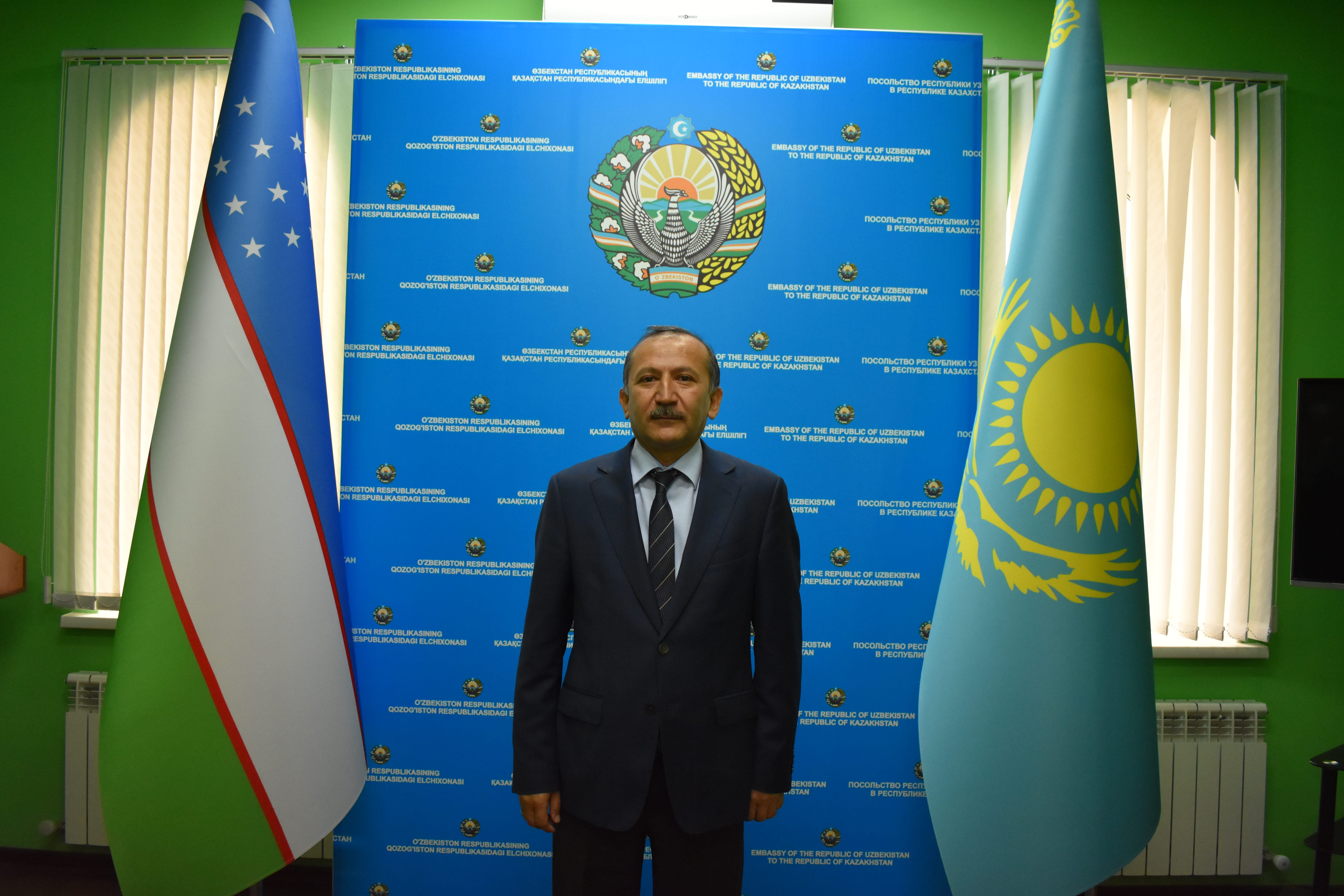 Implementation of the resettlement program from Kazakhstan to Russia. Embassy of Russia in Kazakhstan